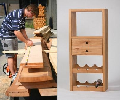 Küchenregale Holz Küchen Regale Esszimmer Massivholz günstig