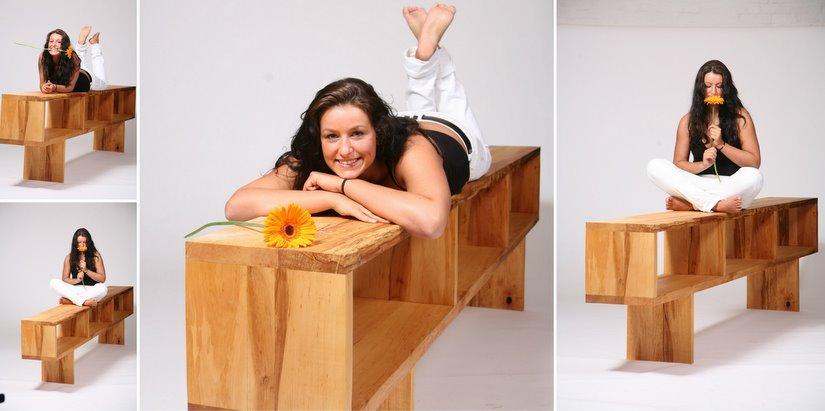 sideboard kommode buche massiv hochglanz design anrichte. Black Bedroom Furniture Sets. Home Design Ideas