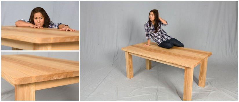 bartisch f r k che aus holz st hle buche eiche ahorn massiv g nstig. Black Bedroom Furniture Sets. Home Design Ideas