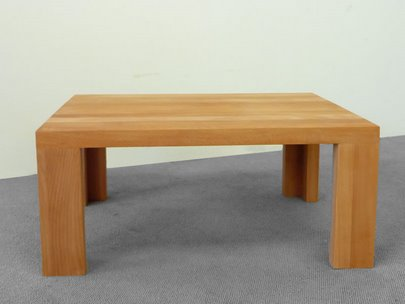 Couchtisch massivholz sofa modern aus eiche buche kiefer for Couchtisch quadratisch buche