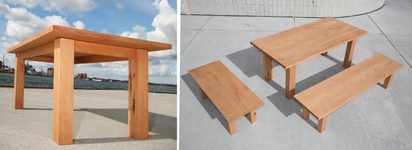 Esstisch holz gnstig fabulous sessel design ikea sessel for Gebrauchte esstische
