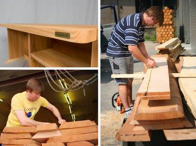 massivholz schreibtisch massiv kiefer buche eiche billig. Black Bedroom Furniture Sets. Home Design Ideas