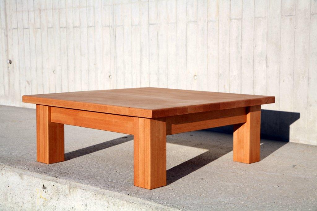 Tisch Achteckig Buche ~ Tisch Design Holz TV PC Schreibtisch massiv Computer auf Maß Designer Buche E