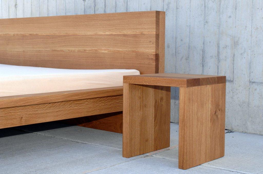 massivholz nachttisch eiche with massivholz nachttisch. Black Bedroom Furniture Sets. Home Design Ideas