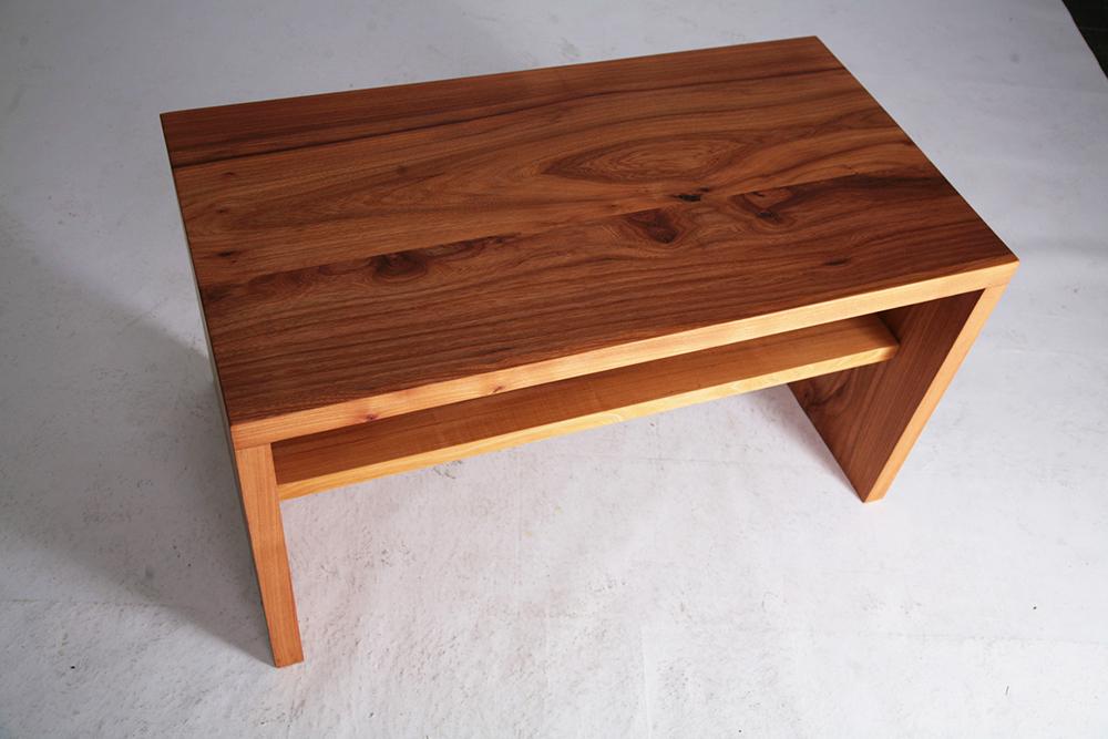 Der massivholztisch usedom aus massivholz - Cocobolo tisch ...